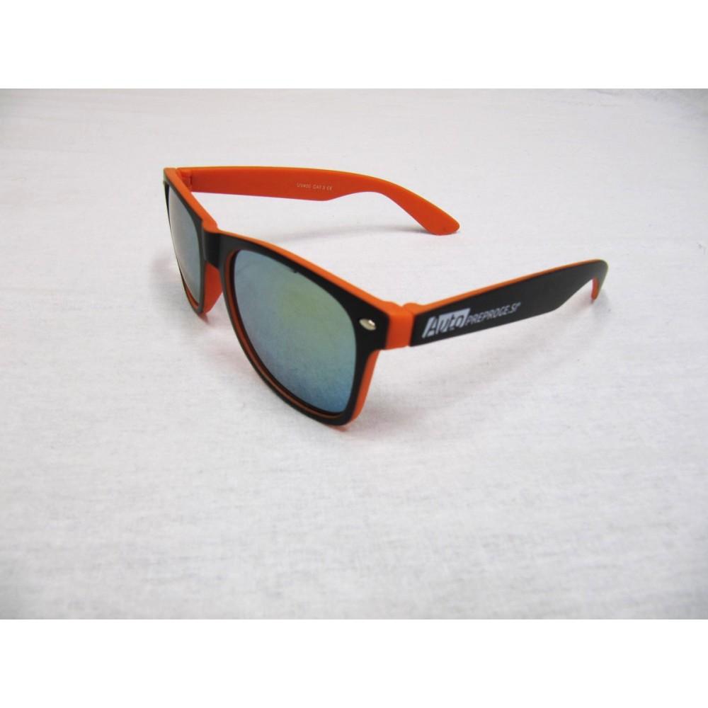 Sončna očala (oranžna)
