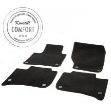 Tekstilna avto preproga za SEAT ALHAMBRA II MK1 (3 vrste preprog) (2000-) brez nastavkov za pritrditev, COMFORT kvaliteta (New York)