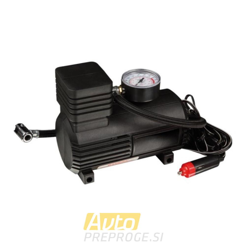 Prenosni kompresor 12V, 250PSI, 11bar