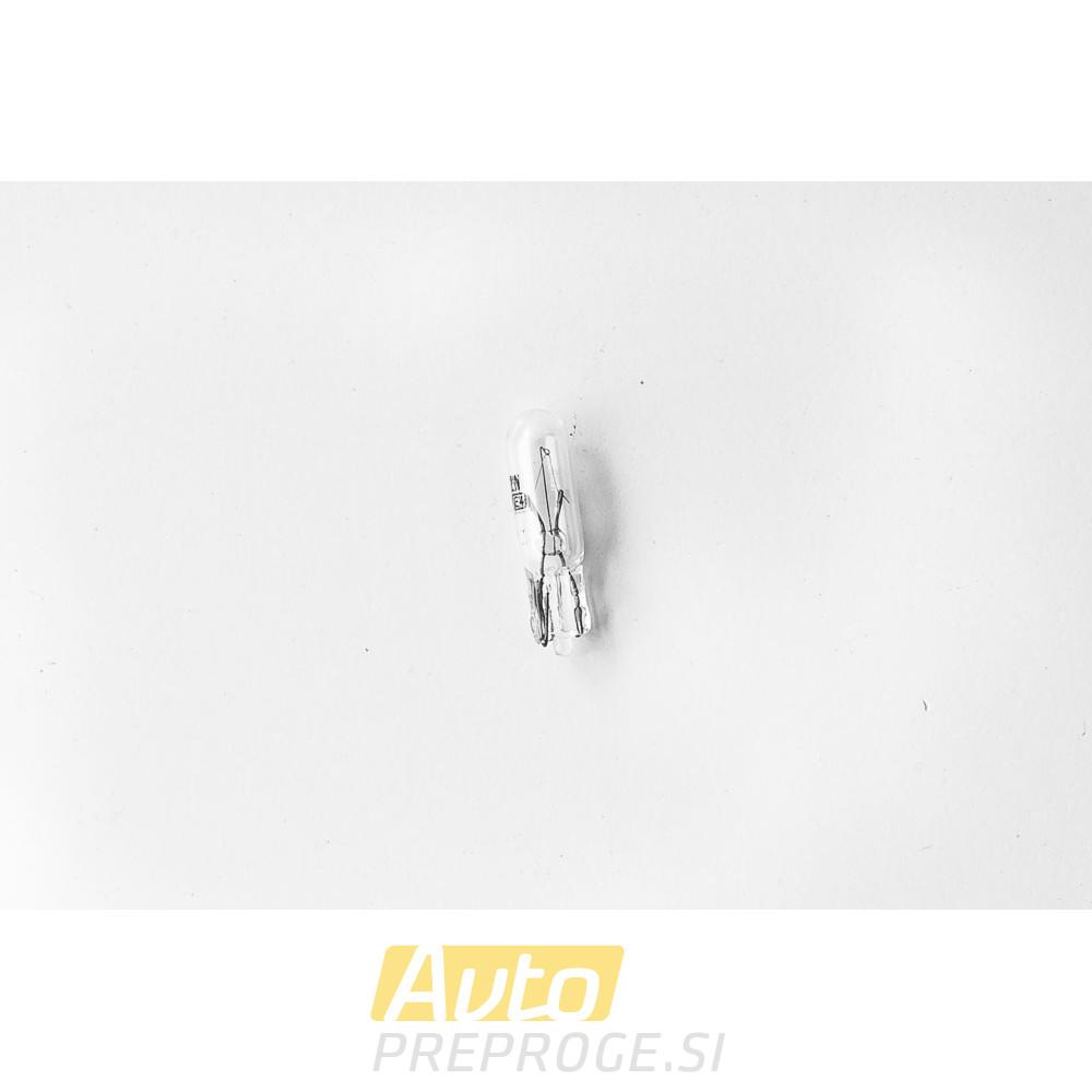 Avtomobilska žarnica DURALIGHT 12V 1,2W