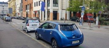 Car sharing – nove lokacije v Ljubljani, Mariboru in Kranju