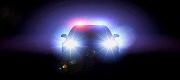 Ali so modre avto žarnice dovoljene?