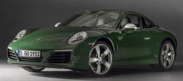 Izdelan milijonti Porsche 911