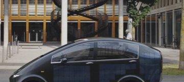 Sion – avto s solarnimi celicami