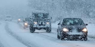 Vožnja v snegu
