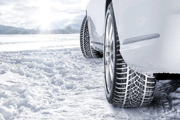 Zimske razmere na cesti